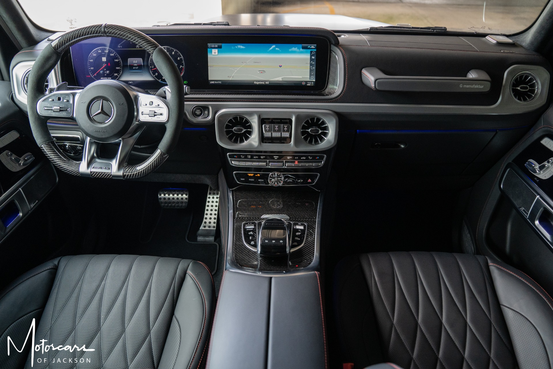 Used-2021-Mercedes-Benz-G-Class-AMG-G-63-Factory-Matte-!!-for-sale-Jackson-MS