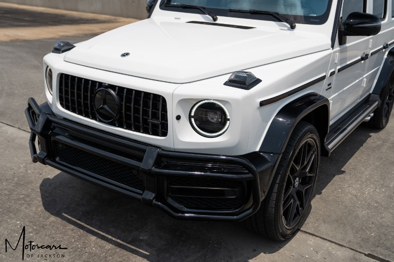 Used-2021-Mercedes-Benz-G-Class-AMG-G-63-Jackson-MS