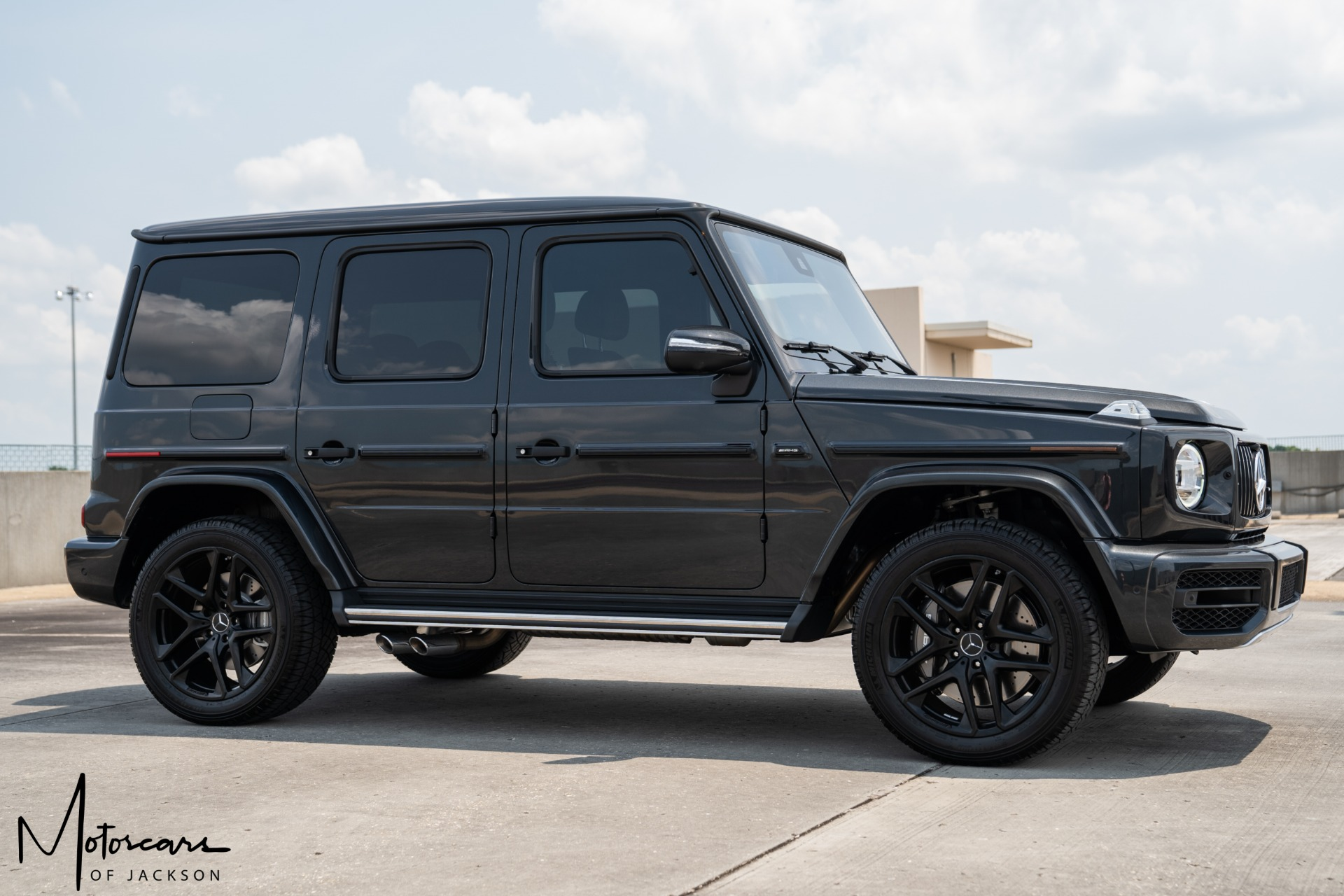Used-2021-Mercedes-Benz-G-Class-AMG-G63-Jackson-MS