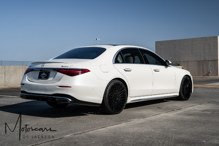 Used-2021-Mercedes-Benz-S-Class-S-580-4MATIC-Jackson-MS
