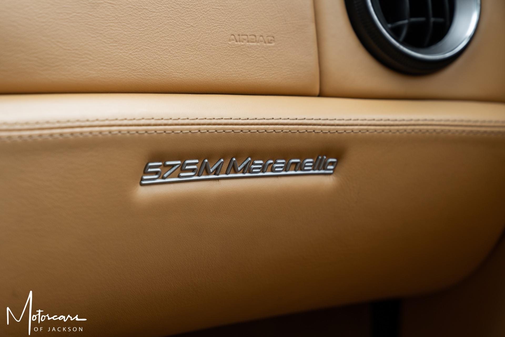Used-2003-Ferrari-575M-Maranello-for-sale-Jackson-MS
