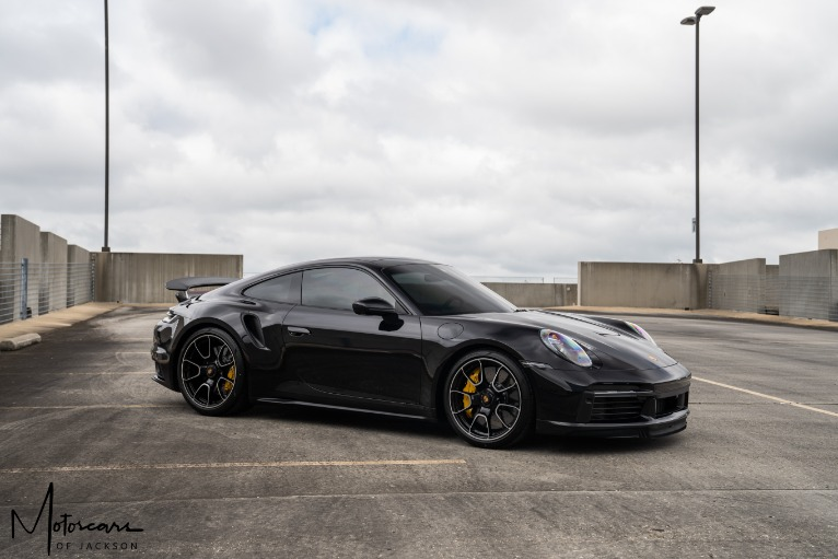 Used-2021-Porsche-911-Turbo-S-Jackson-MS