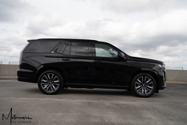 Used-2021-Cadillac-Escalade-Sport-4WD-for-sale-Jackson-MS
