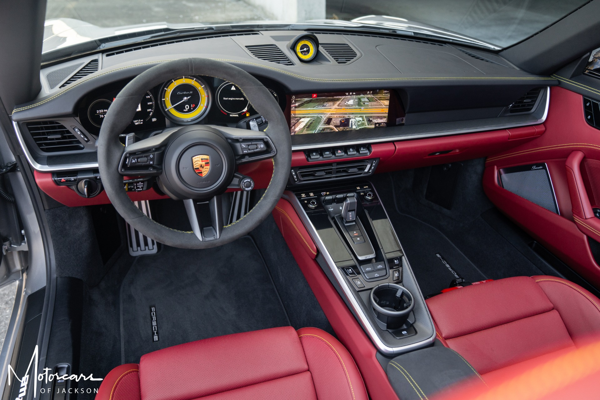 Used-2021-Porsche-911-Turbo-S-Cabriolet-for-sale-Jackson-MS