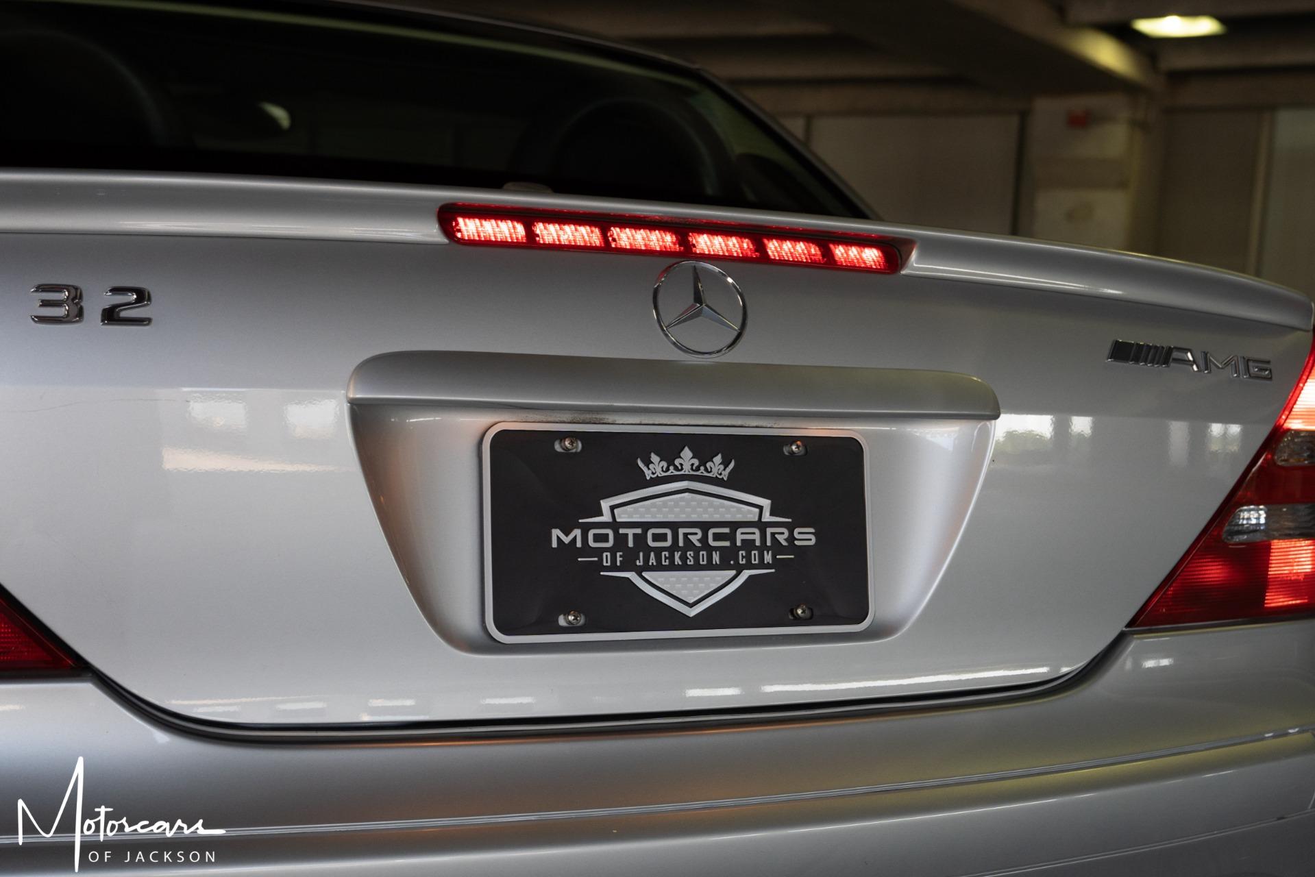 Used-2002-Mercedes-Benz-SLK-Class-32L-AMG-Jackson-MS