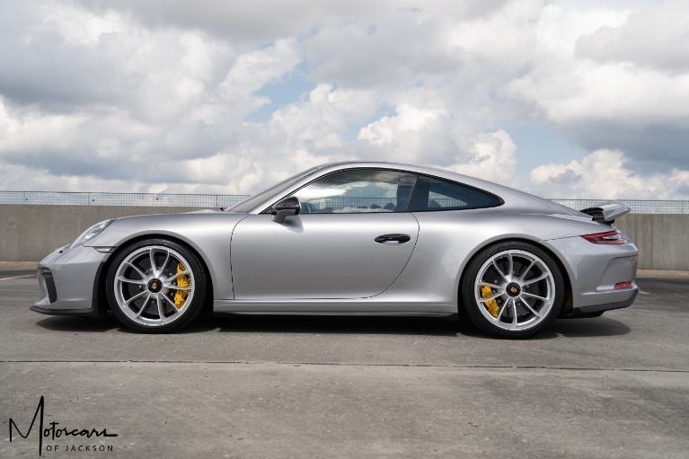 Used-2018-Porsche-911-GT3-Touring-for-sale-Jackson-MS