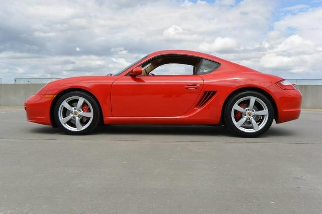 2007 Porsche Cayman S Stock C7u780205 For Sale Near Jackson Ms