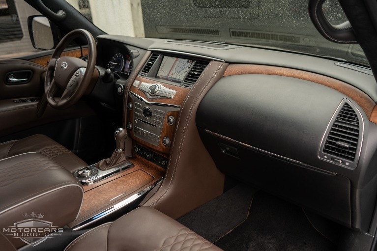 Used-2017-INFINITI-QX80-Limited-for-sale-Jackson-MS