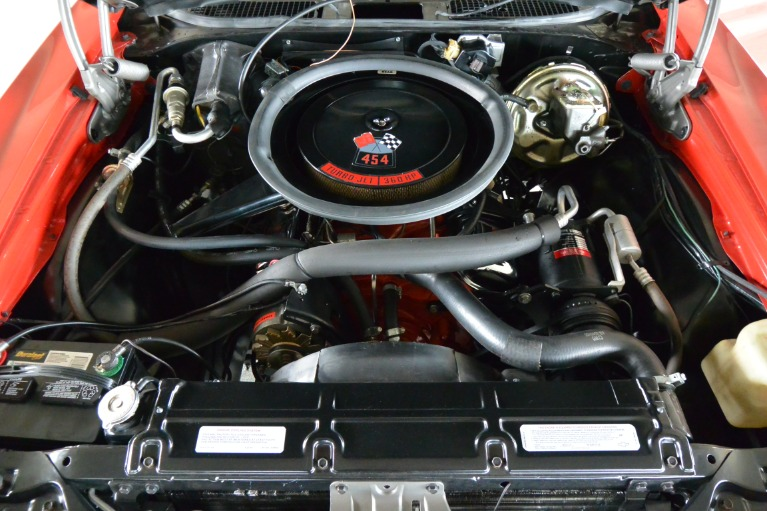 1970 Chevrolet Chevelle SS 454 --- Matching #s Car Stock