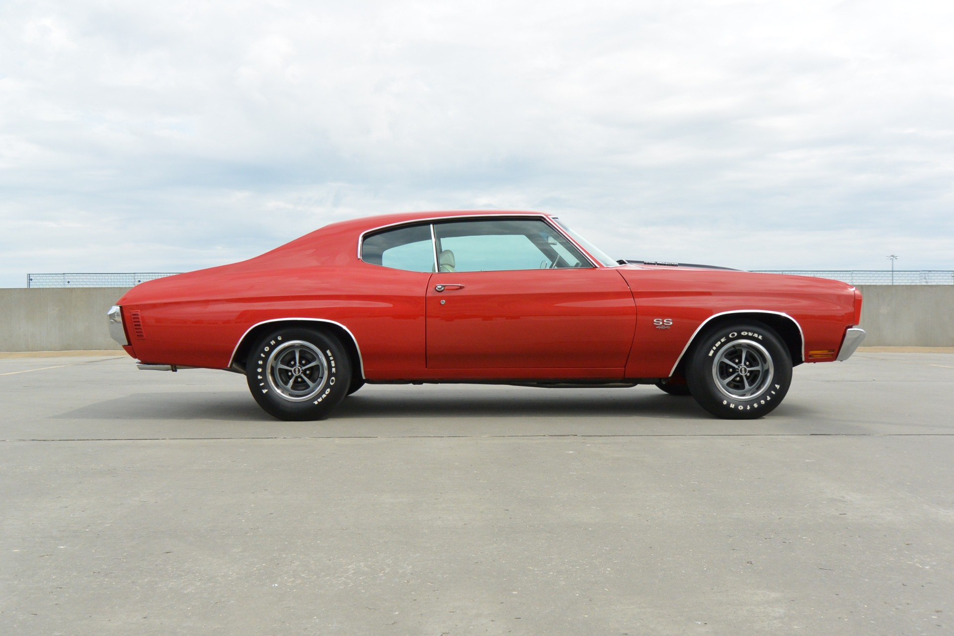 1970 Chevrolet Chevelle SS 454 --- Matching #s Car Stock # C0575 for
