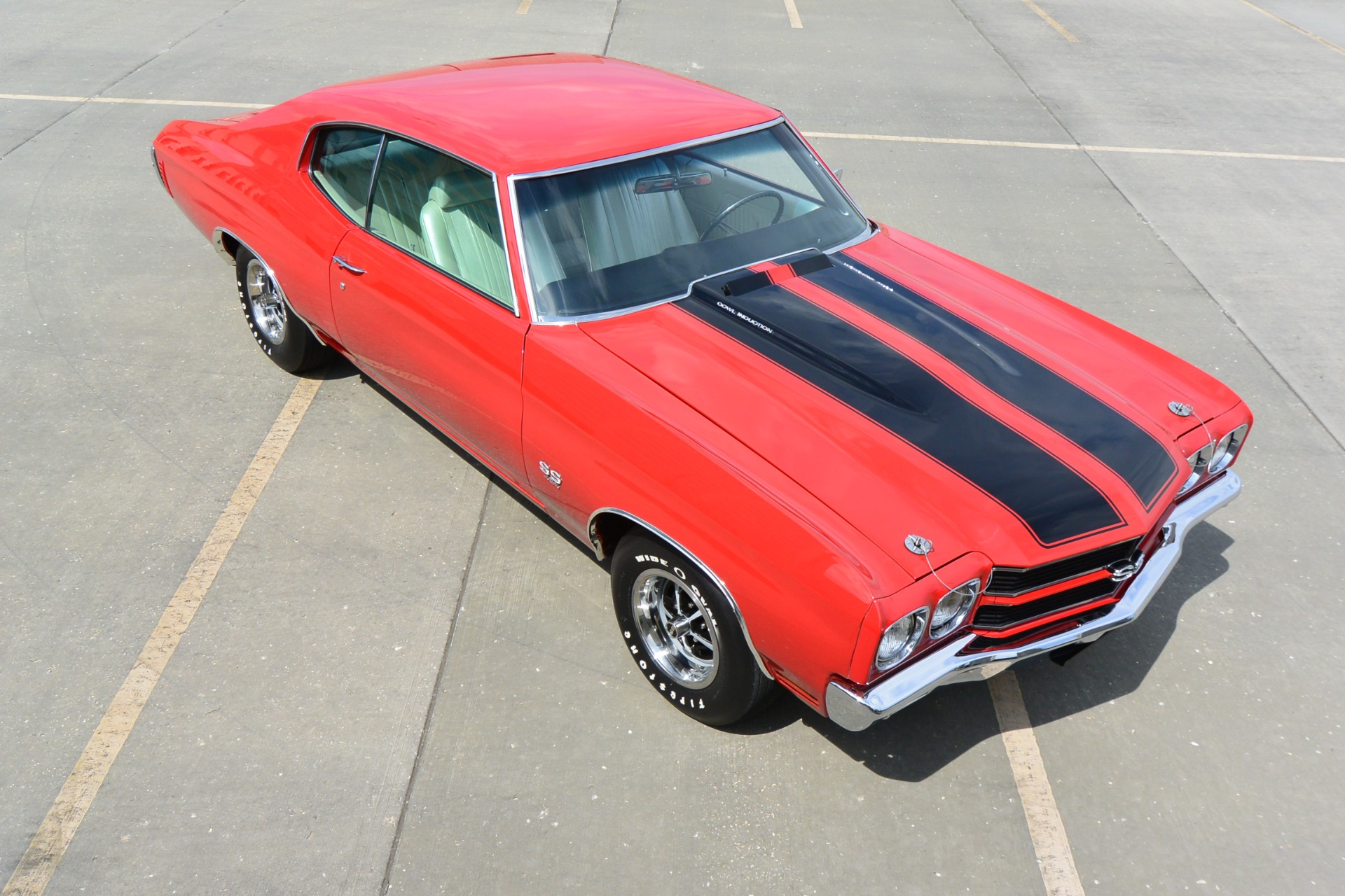 Chevrolet Jackson Ms >> 1970 Chevrolet Chevelle Ss 454 Matching S Car Stock C0575 For