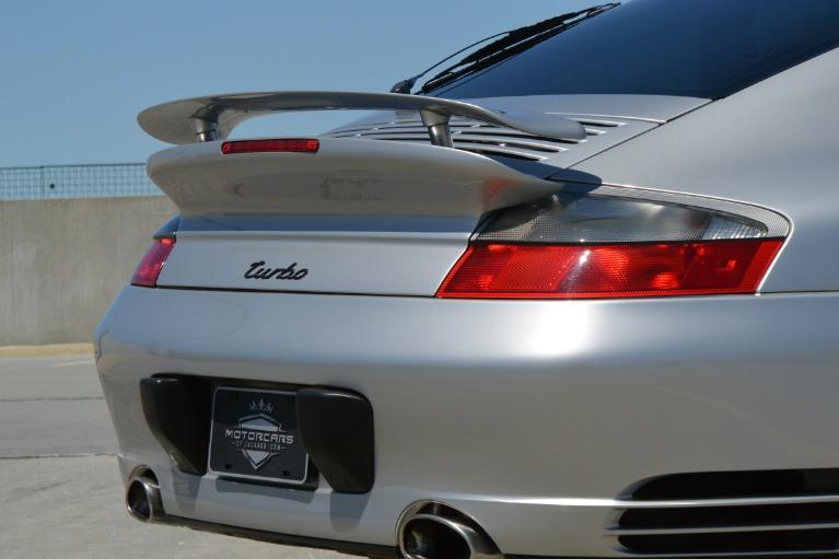 Used-2001-Porsche-911-Carrera-Turbo-Jackson-MS