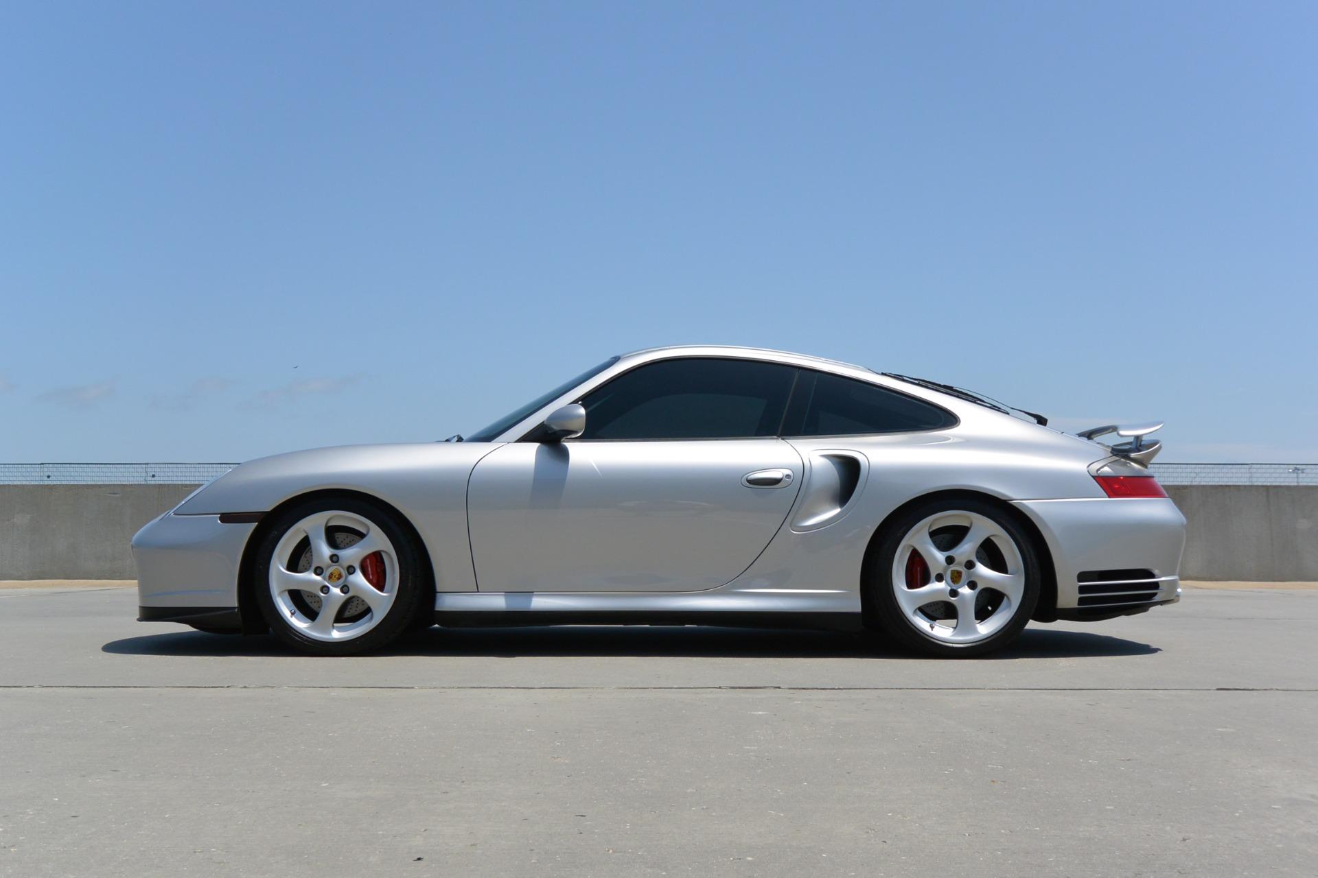 Used 2001 Porsche 911 Carrera Turbo | Jackson, MS