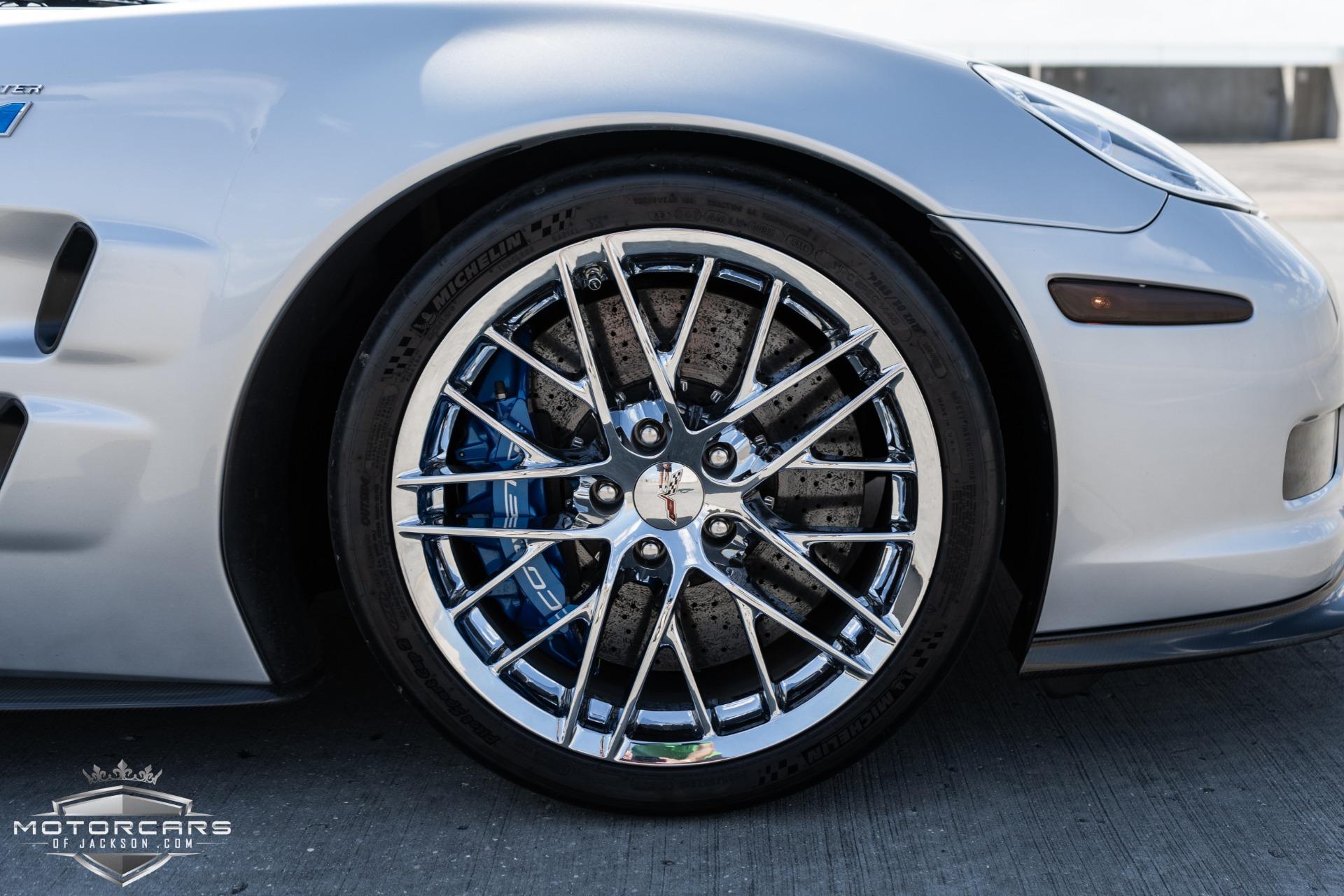 Used-2010-Chevrolet-Corvette-ZR1-w/3ZR-Lingenfelter-for-sale-Jackson-MS