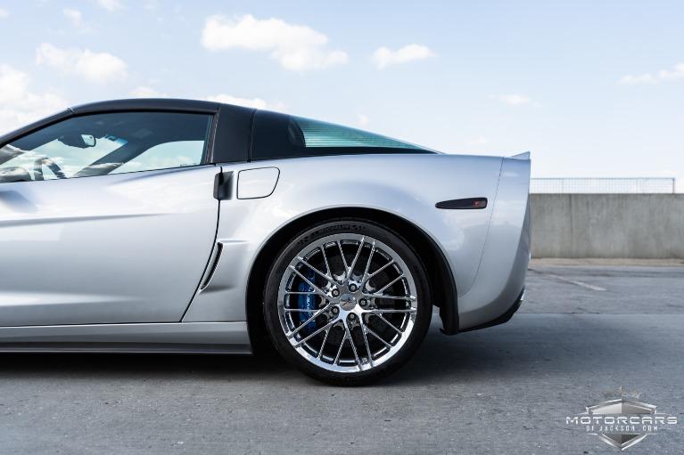 Used-2010-Chevrolet-Corvette-Lingenfelter-ZR1-w/3ZR-for-sale-Jackson-MS