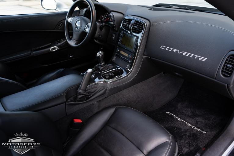 Used-2010-Chevrolet-Corvette-Lingenfelter-ZR1-w/3ZR-Jackson-MS