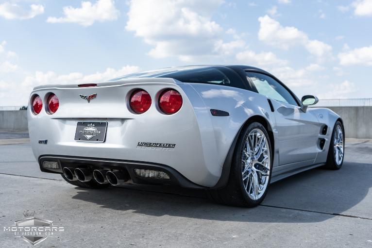 Used-2010-Chevrolet-Corvette-ZR1-w/3ZR-Lingenfelter-Jackson-MS