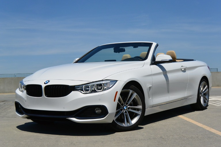 Used 2017 Bmw 4 Series 430i Convertible For