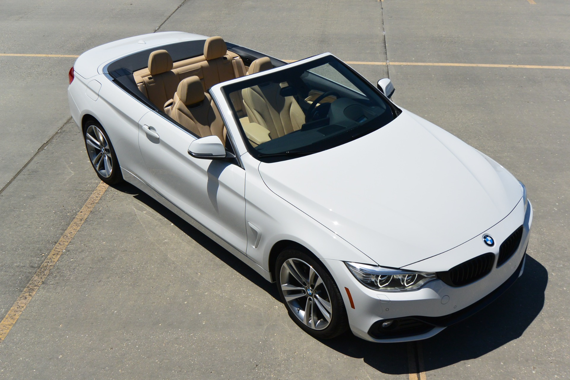 2017 BMW 4 Series 430i Convertible Stock # CD42932 for ...