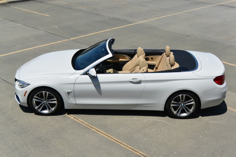 2017 Bmw 4 Series 430i Convertible Stock Cd42932 For