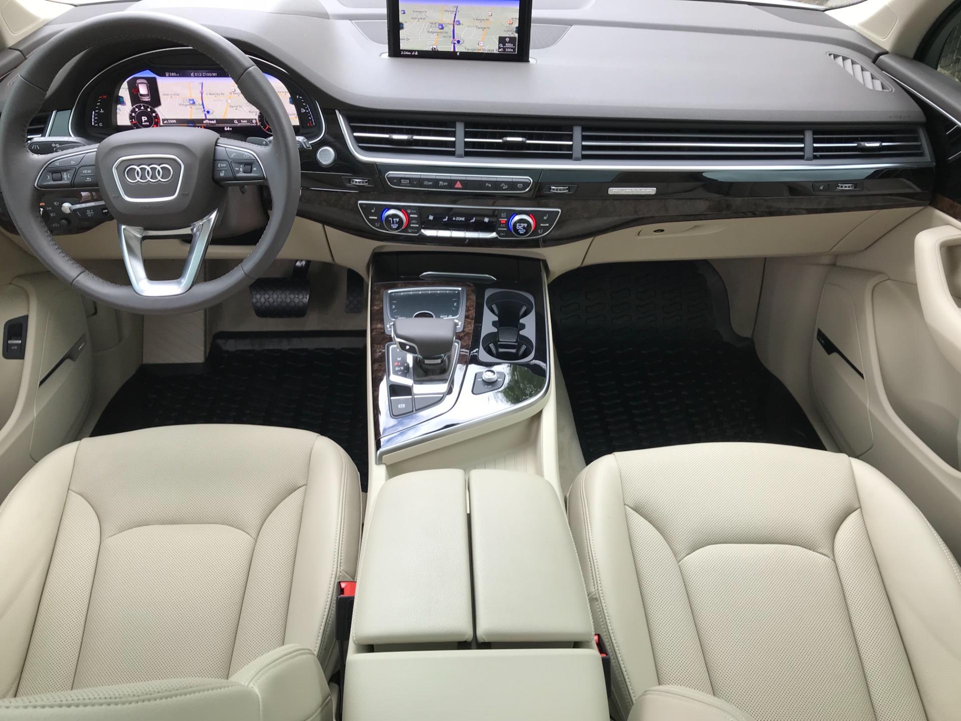 2018 Audi Q7 Prestige Stock Cjd018786 For Sale Near Jackson Ms Ms Audi Dealer