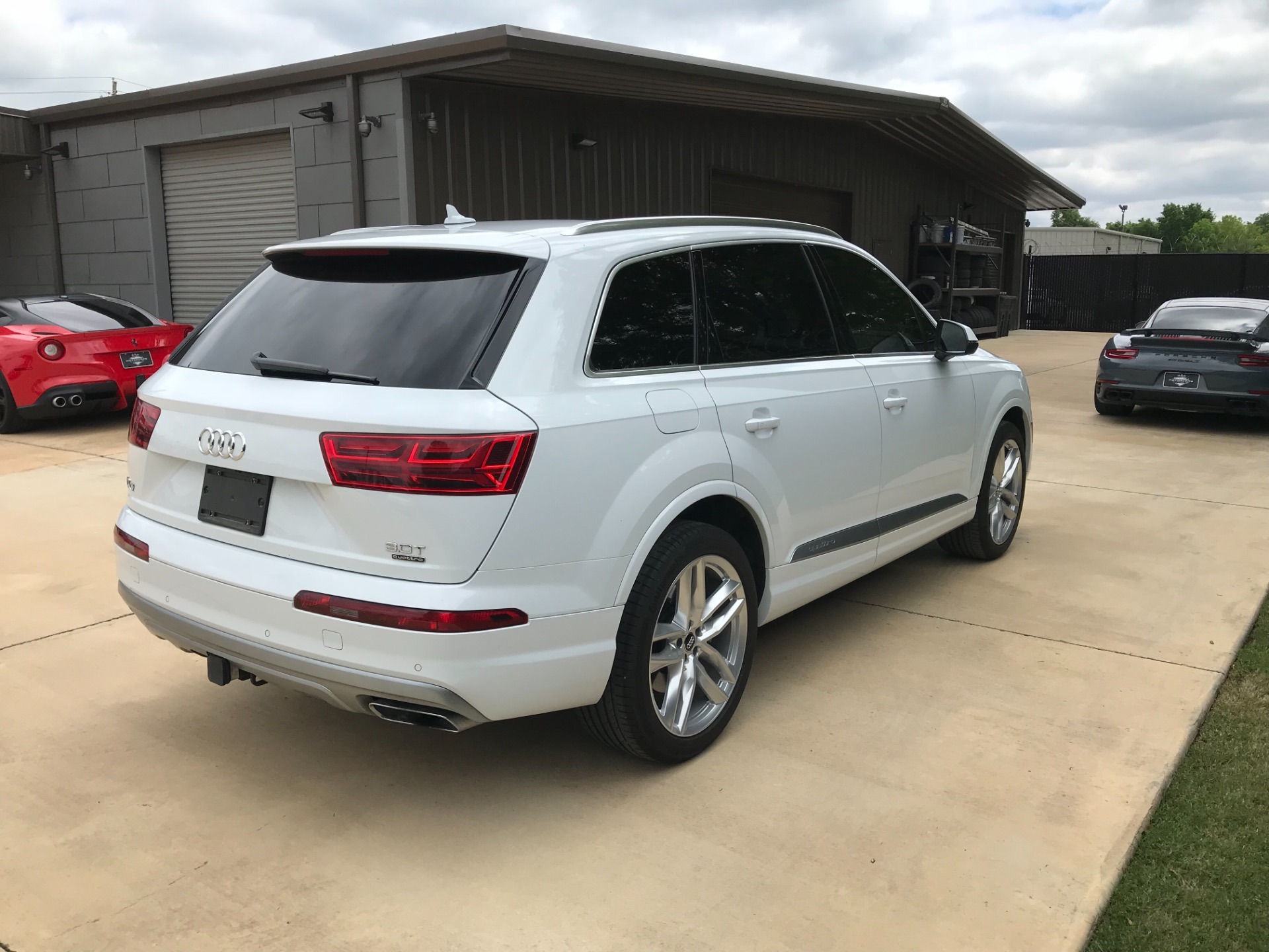2018 Audi Q7 Prestige For Sale