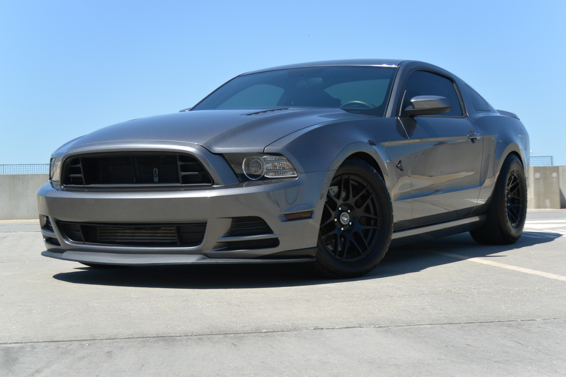 Used 2014 ford mustang gt over 700hp extensive