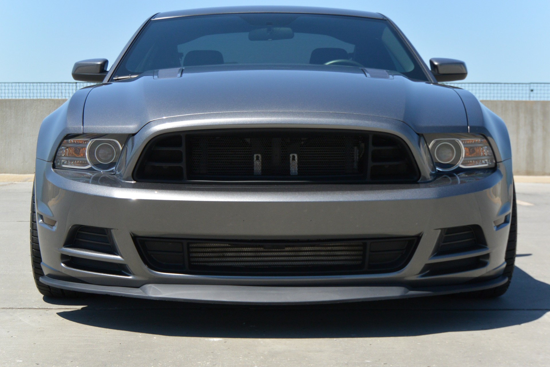 2014 Ford Mustang GT over 700hp Extensive parts list Stock