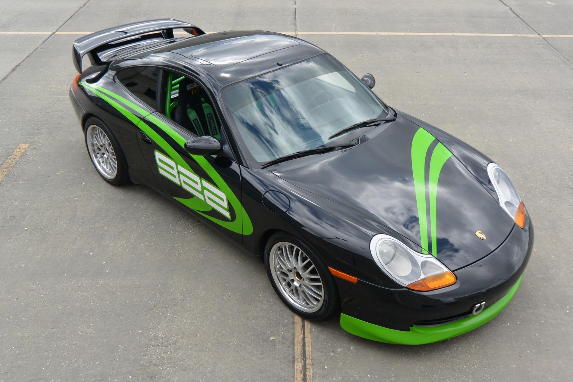 1999 Porsche 911 Carrera Race Car (Street Legal) Stock # CXS622169 ...