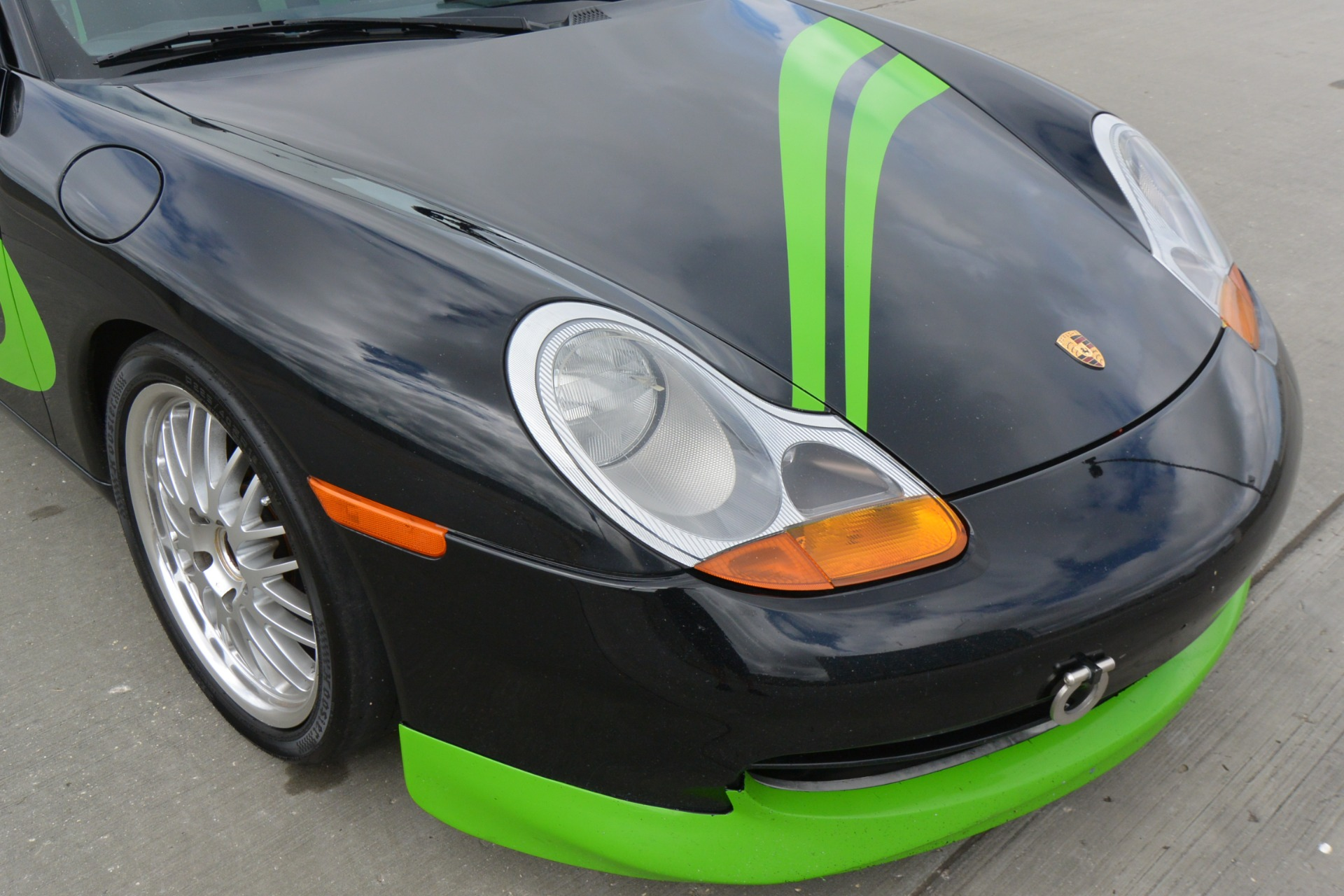 1999 Porsche 911 Carrera Race Car (Street Legal) Stock ...