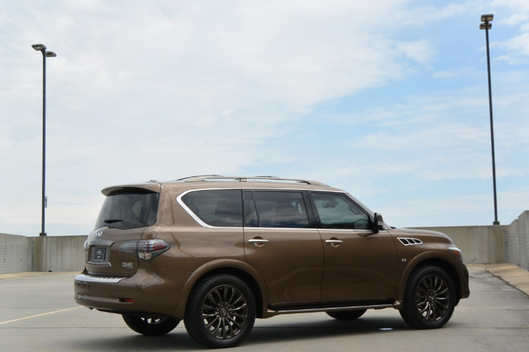 2017 INFINITI QX80 Limited AWD Stock # H9154967 for sale ...