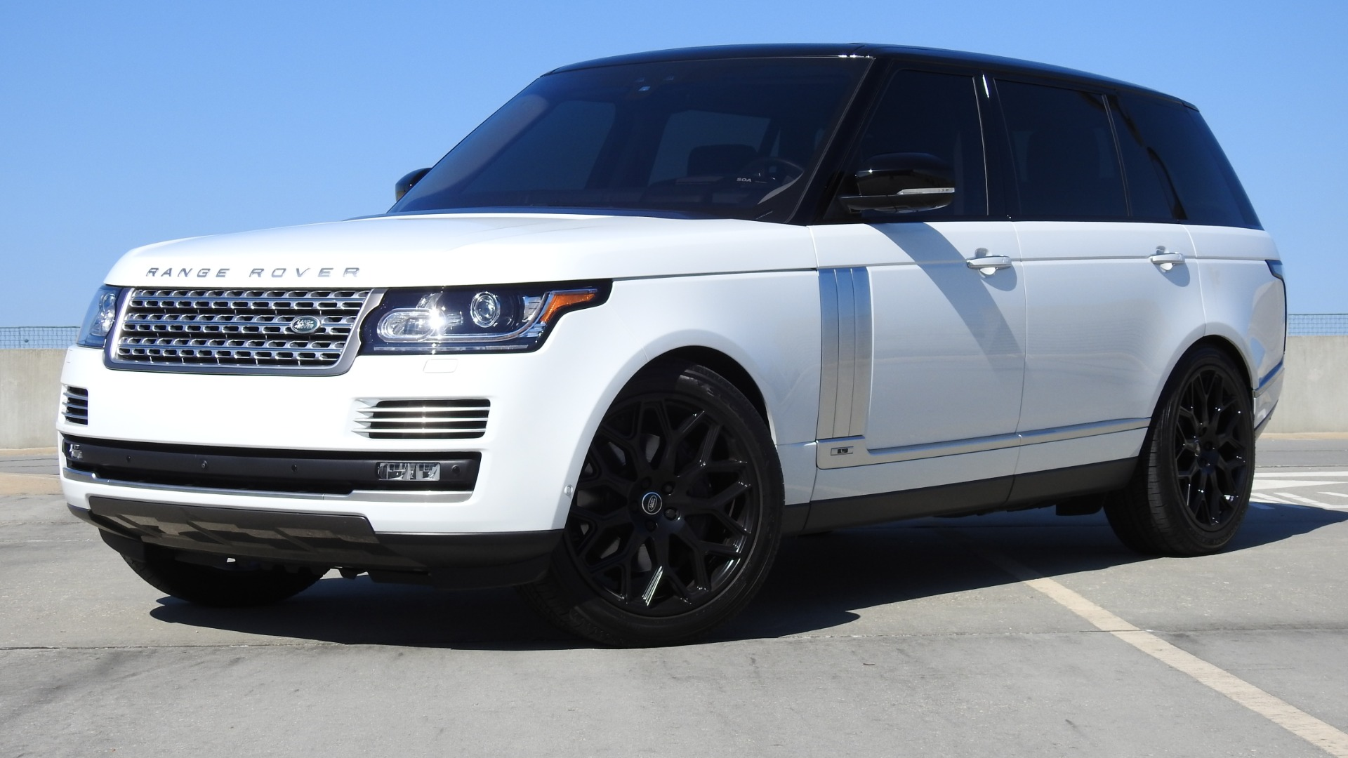 Used 2017 Land Rover Range Rover Autobiography LWB | Jackson, MS