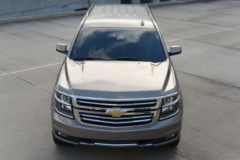 Used-2017-Chevrolet-Tahoe-LT-Z71-w/-Edelbrock-Supercharger-and-Corsa-Exhaust-Jackson-MS