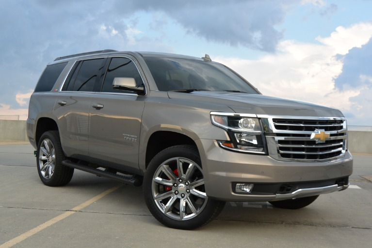 Used-2017-Chevrolet-Tahoe-LT-Z71-w/-Edelbrock-Supercharger-and-Corsa-Exhaust-for-sale-Jackson-MS