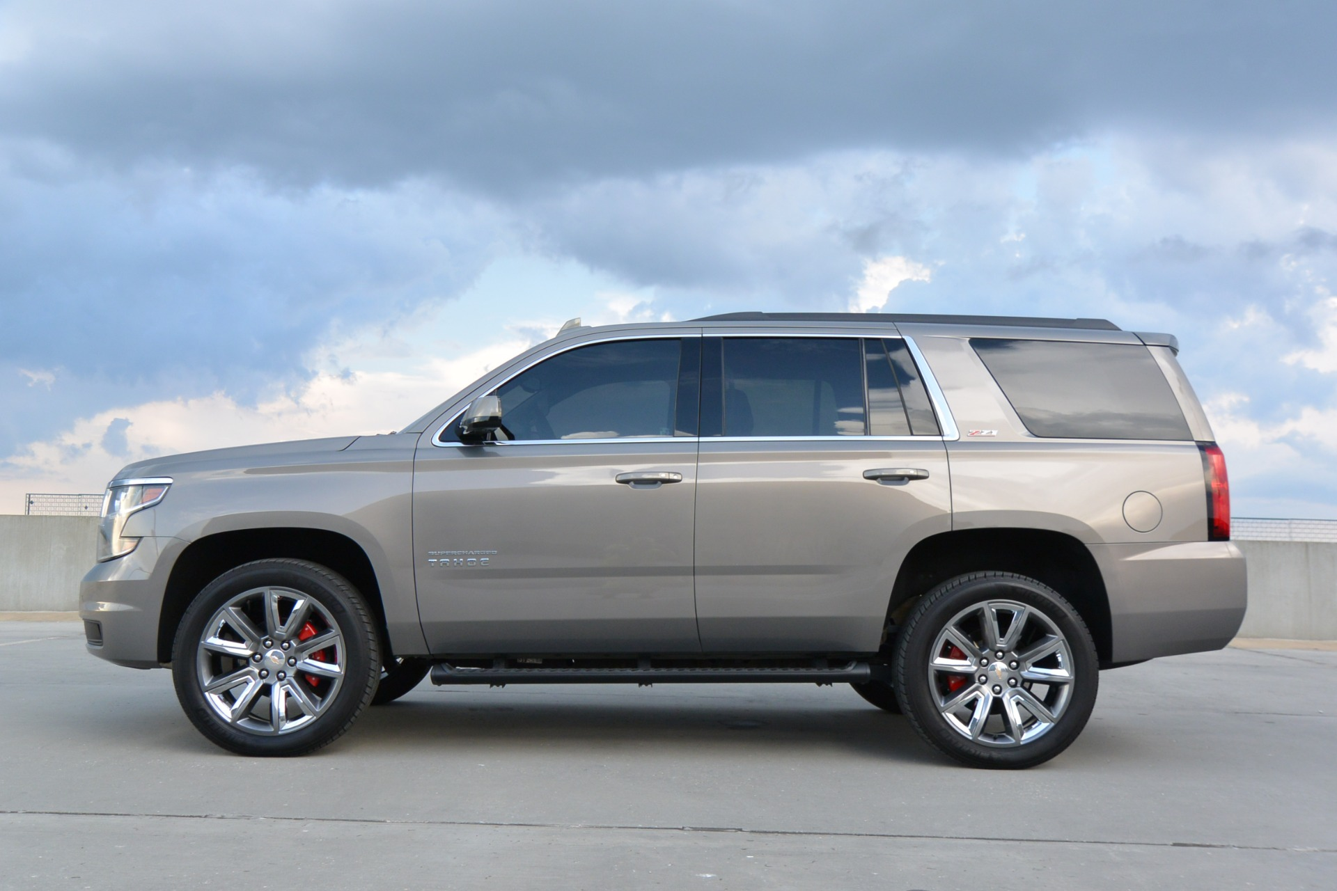 Used 2017 Chevrolet Tahoe LT Z71 w/ Edelbrock Supercharger and Corsa Exhaust | Jackson, MS