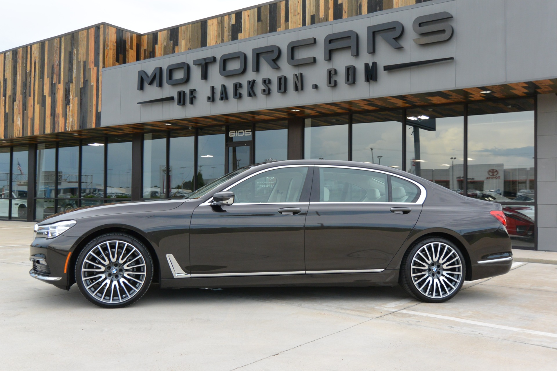 Used 2017 Bmw 7 Series 740i For