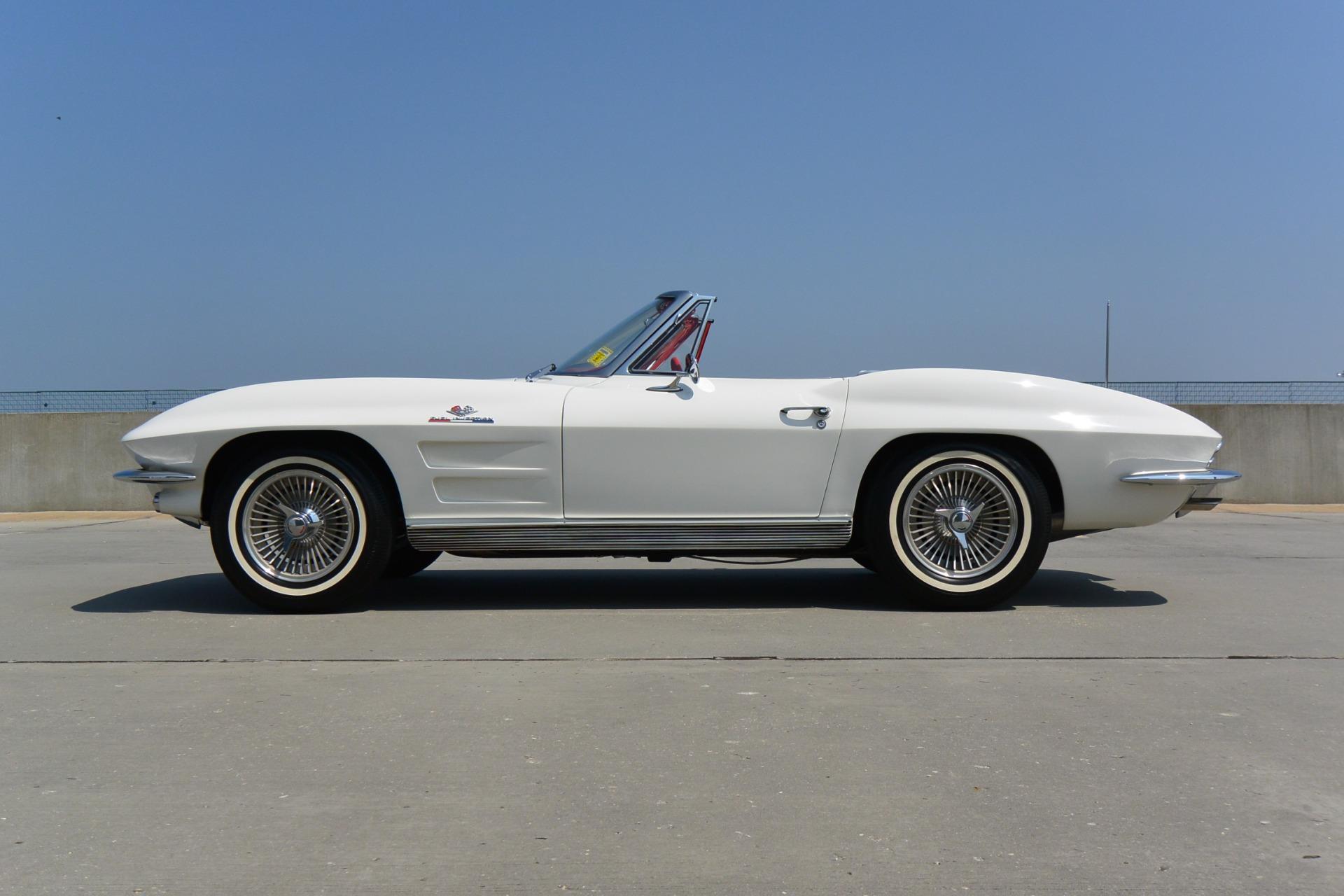 Used 1963 Chevrolet Corvette Convertible Jackson Ms Car Sold