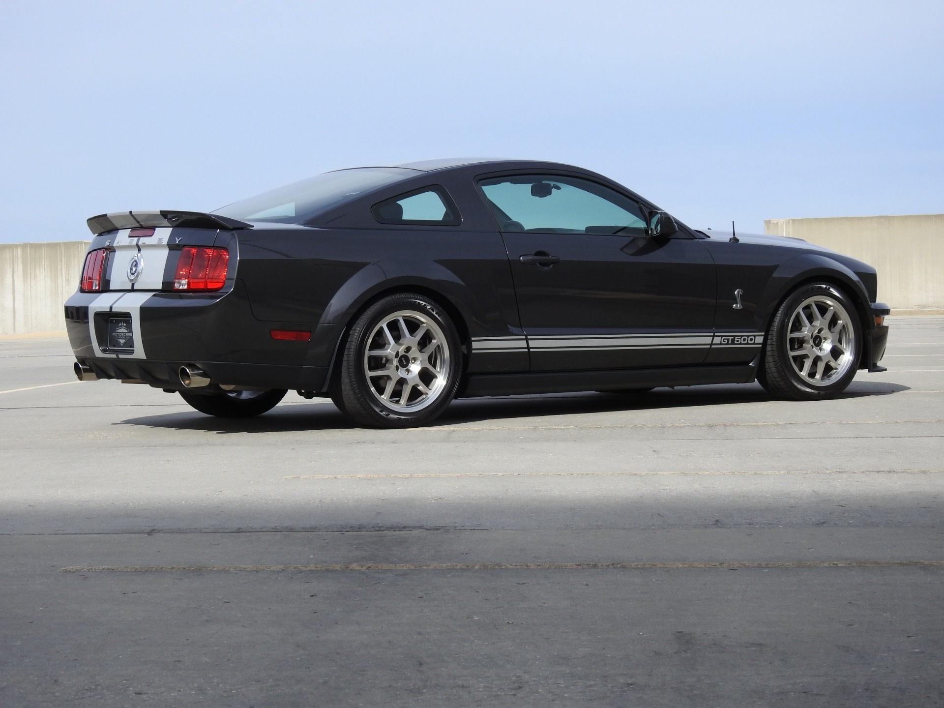 2007 ford mustang shelby gt500 only 5k miles stock 75312149