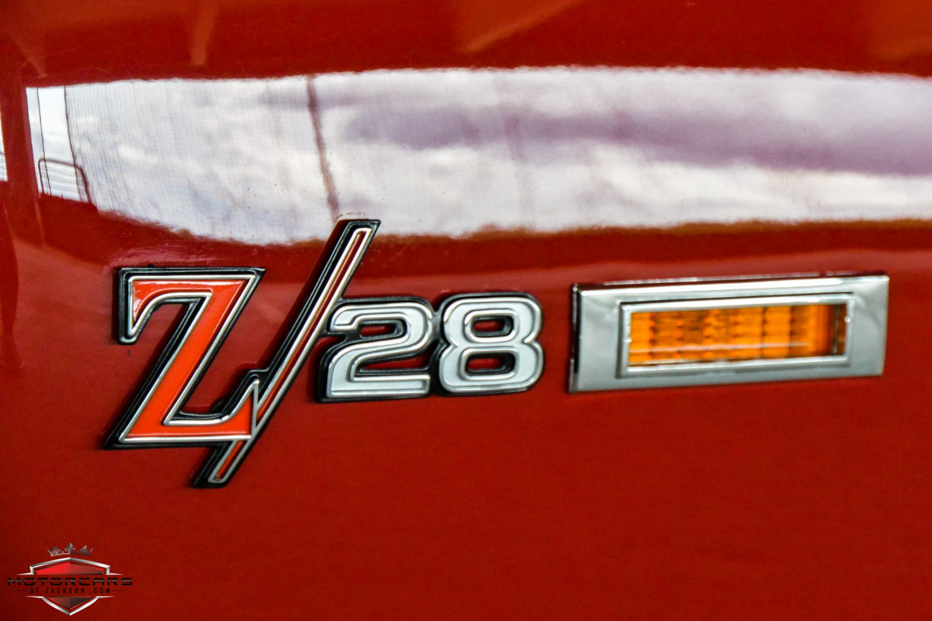 Used-1969-Chevrolet-Camaro-Z/28-RS-All-matching--s-Concours-for-sale-Jackson-MS