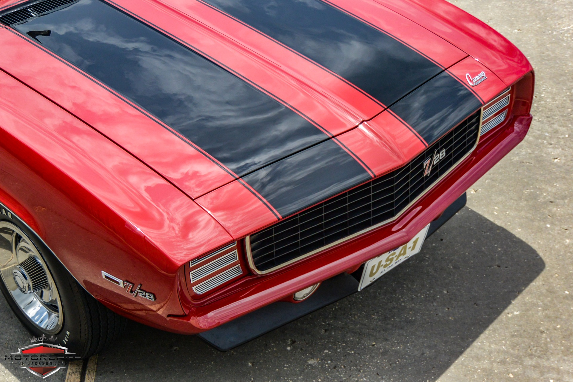 Used-1969-Chevrolet-Camaro-Z/28-RS-All-matching--s-Concours-Jackson-MS