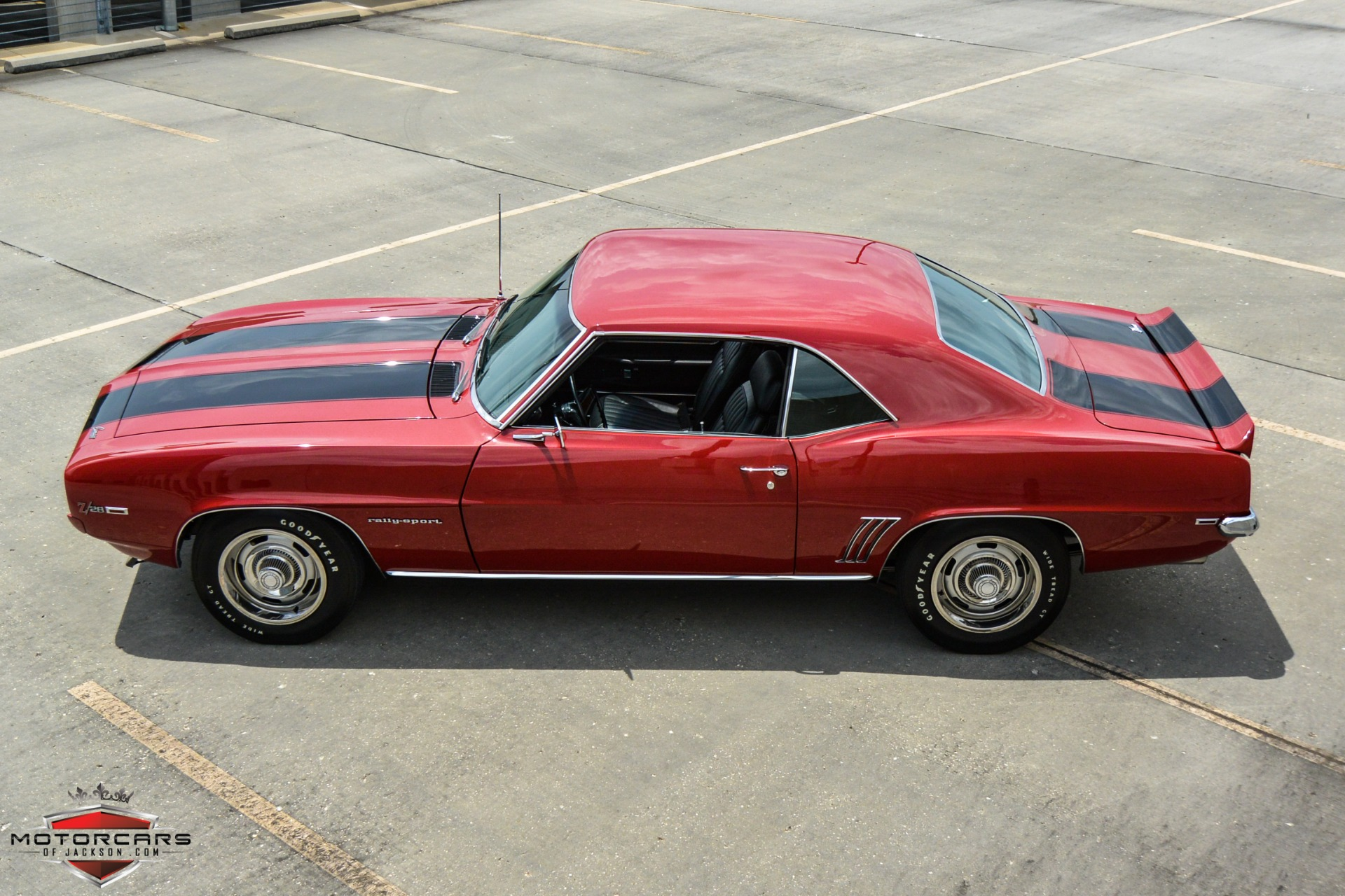Used 1969 Chevrolet Camaro Z/28 RS All matching #s Concours   Jackson, MS