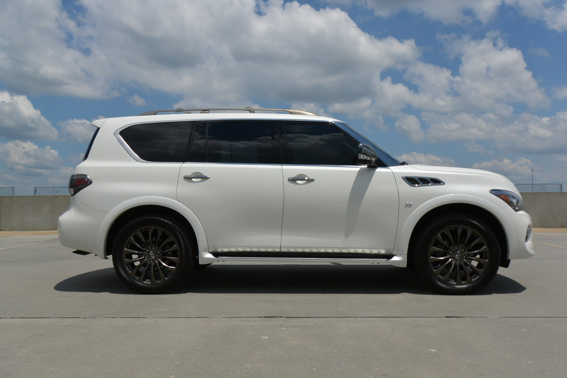 Used 2017 Infiniti Qx80 Limited For Jackson