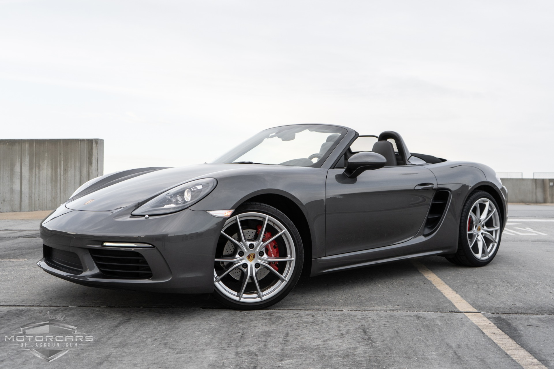 Used-2017-Porsche-718-Boxster-S-for-sale-Jackson-MS