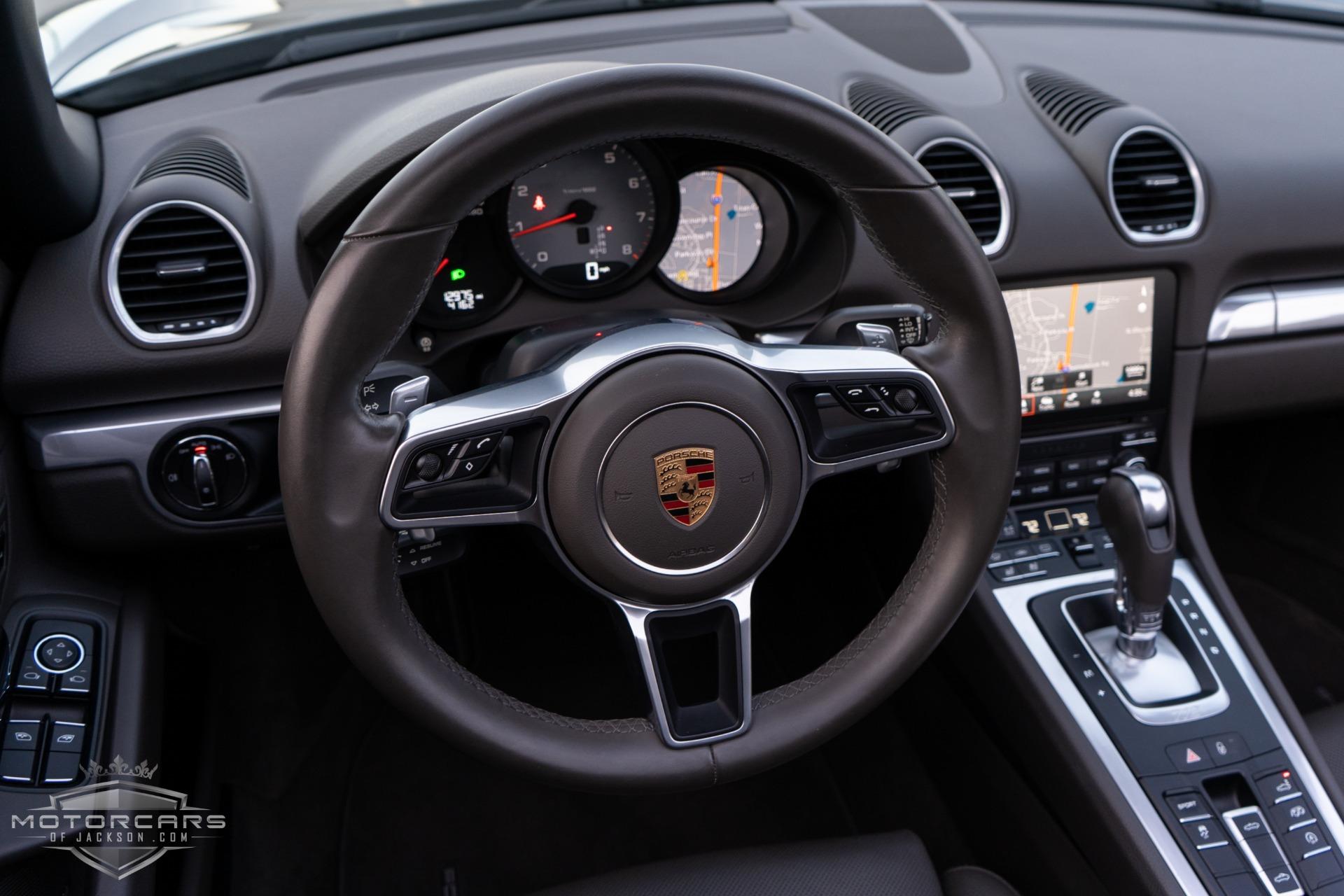 Used-2017-Porsche-718-Boxster-S-Jackson-MS