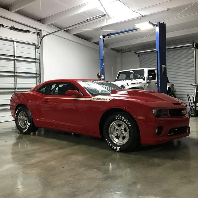 Used-2013-Chevrolet-Camaro-COPO-Drag-Car-**Very-Rare-**-for-sale-Jackson-MS