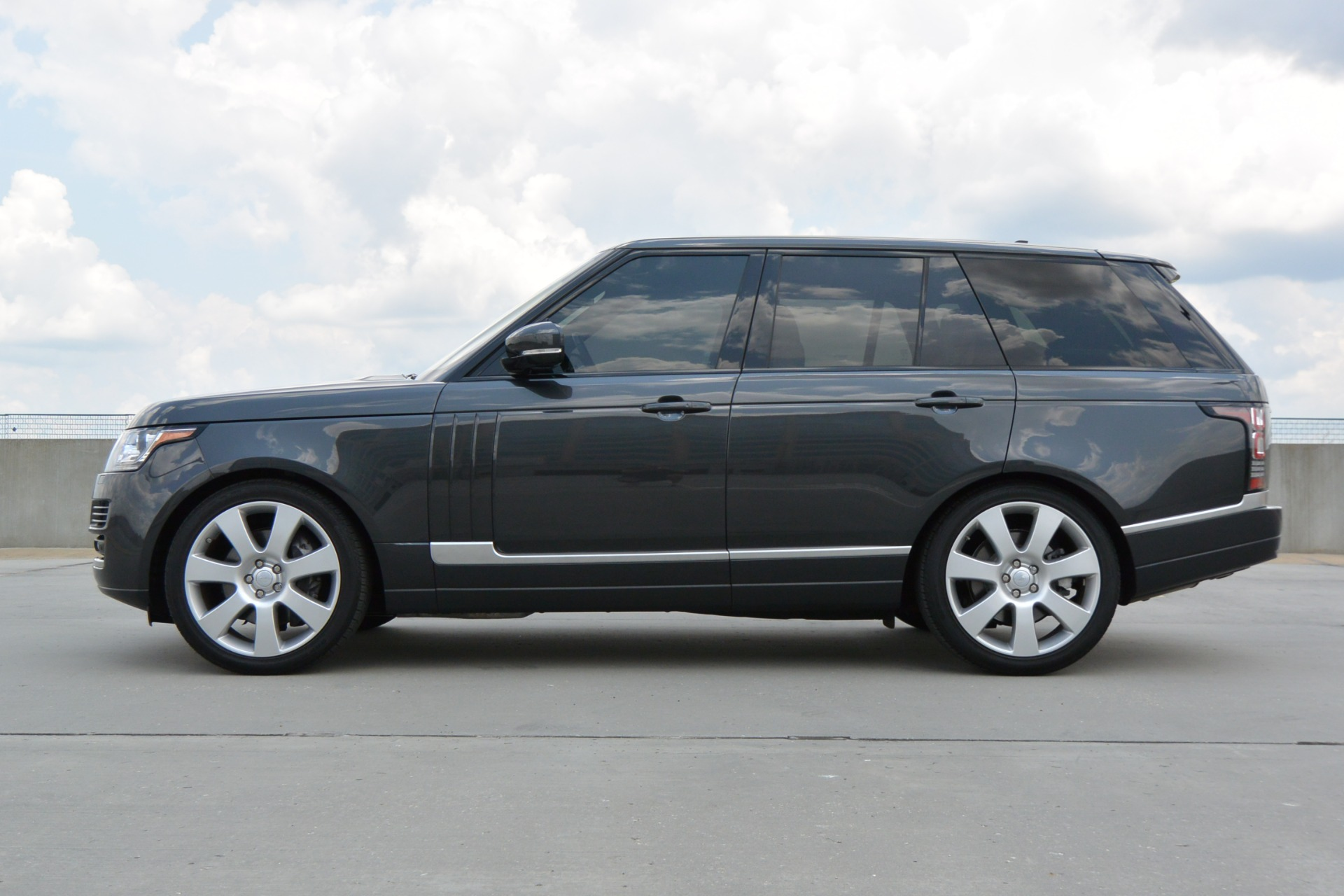 Used 2016 Land Rover Range Rover Supercharged | Jackson, MS