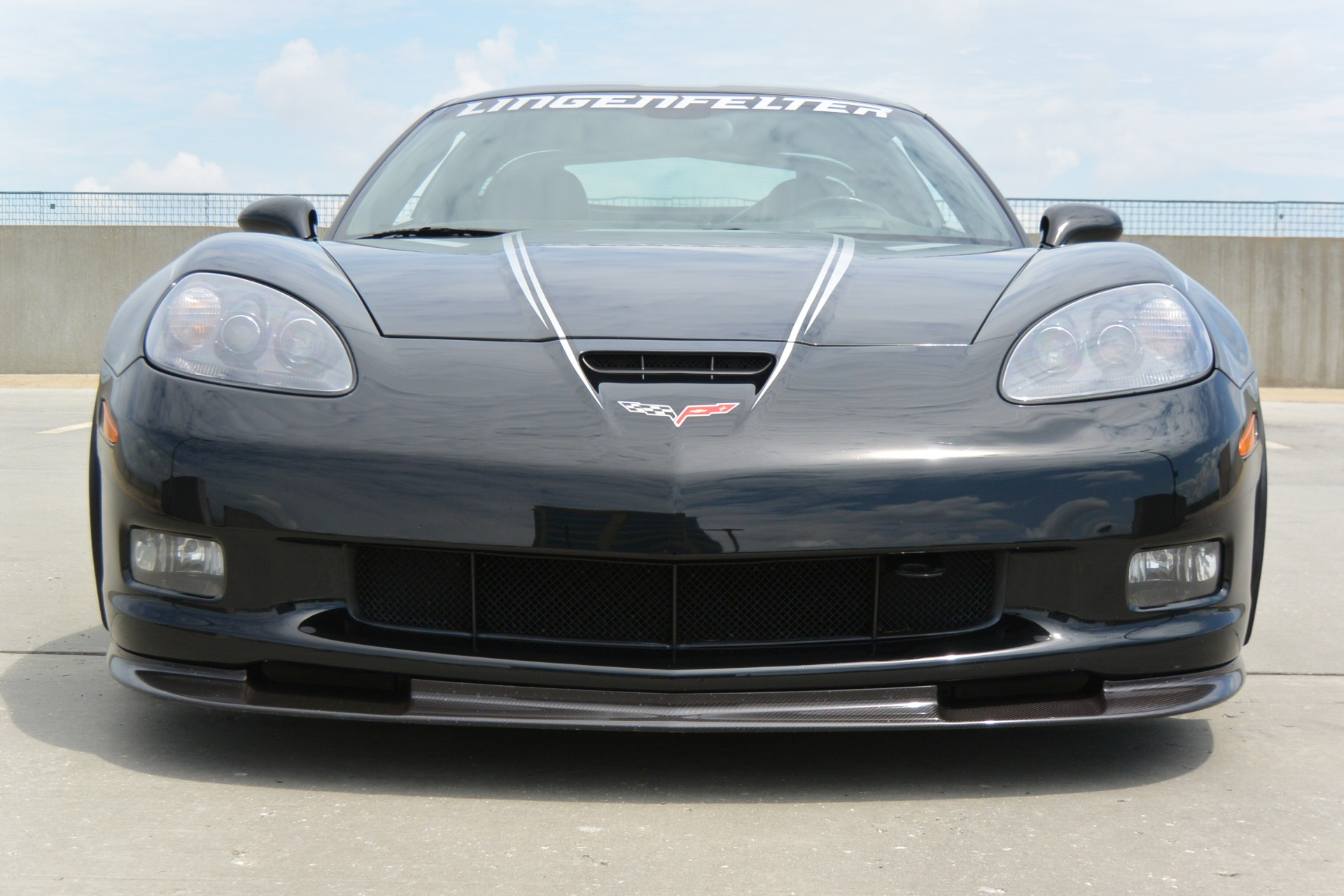 2007 Chevrolet Corvette Z06 Lingenfelter Stock 75108246 For Sale C6 Painted Fuse Box Cover Used