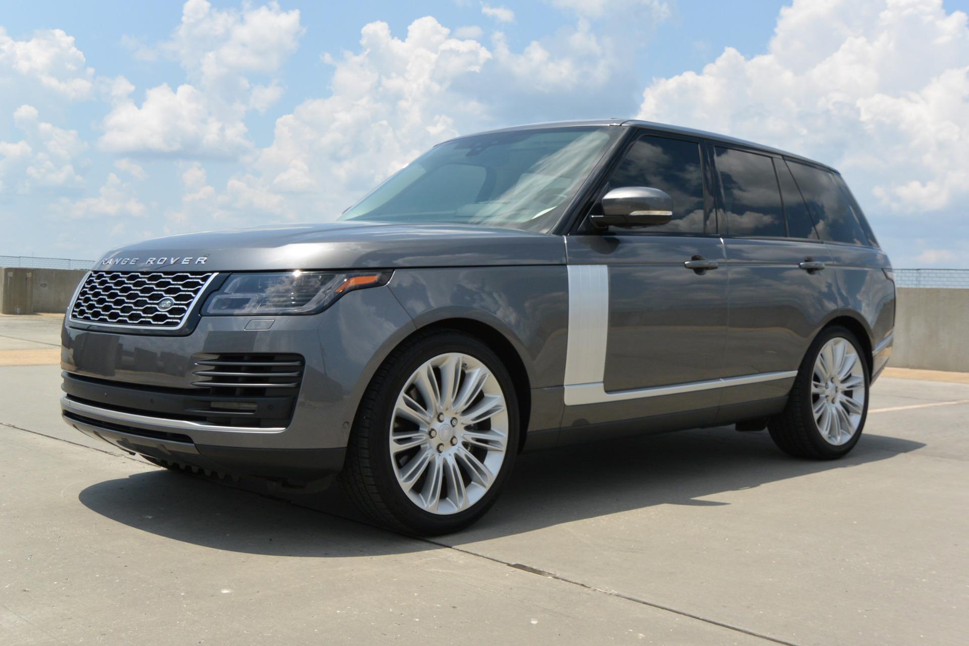 2018 Land Rover Range Rover Stock JA for sale near Jackson